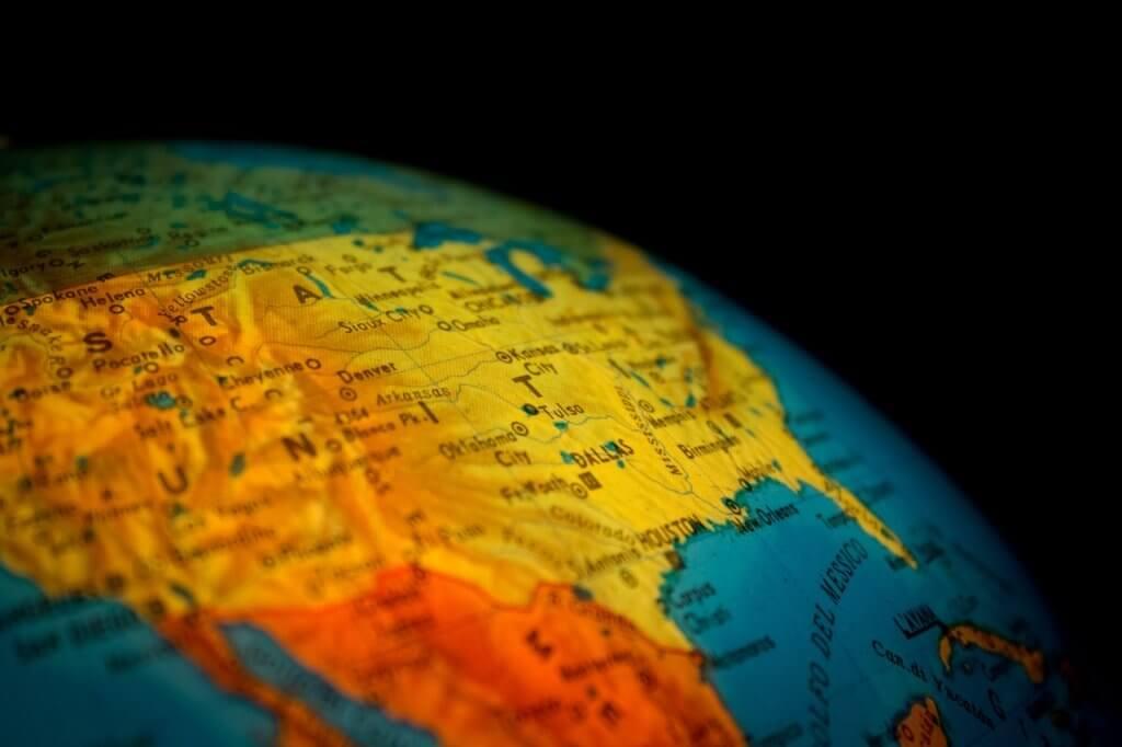 Geographie studium