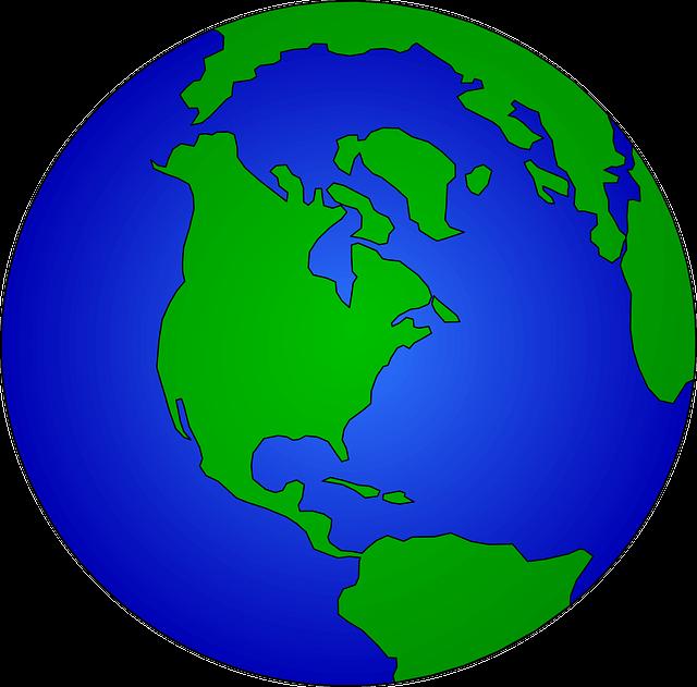 Geographie studieren Logo