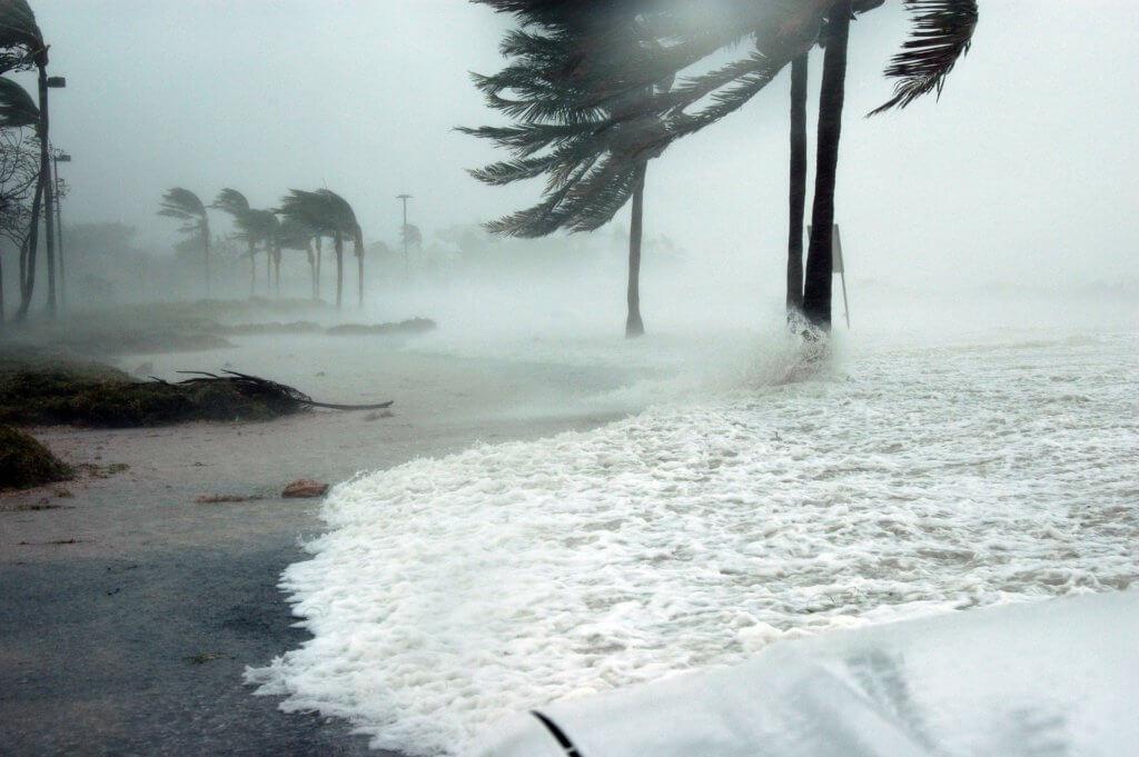 pazifischer ozean hurrikan