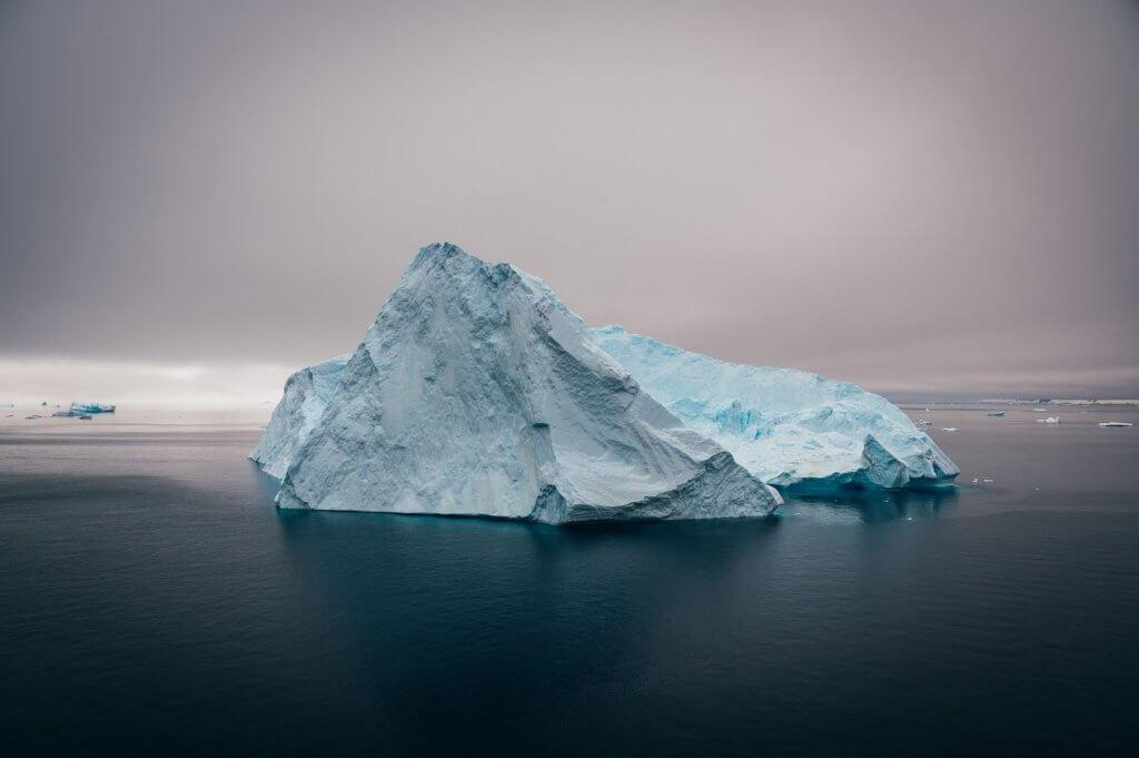 Größter Eisberg der Erde