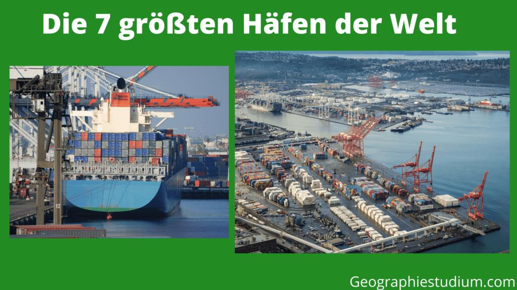 Größter Hafen der Welt