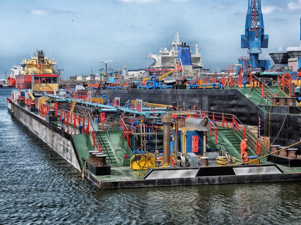 Rotterdam: größter Hafen Europas