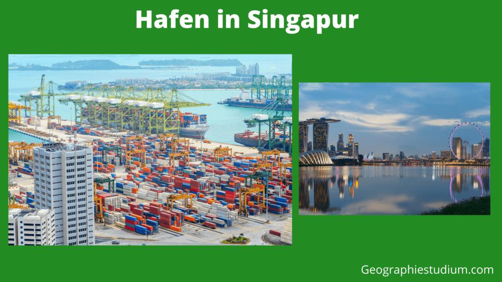 Zweitgrößter Hafen der Welt